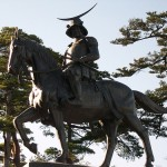 伊達政宗の騎馬像 過去に盗難されていた!?