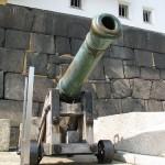 大坂冬の陣で西軍を震え上がらせた大砲はどんなものだった?