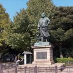 西郷隆盛の銅像が上野公園に置かれているのはなぜ?