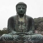 野ざらしの巨大仏の謎 鎌倉の大仏の本殿は津波で流された?